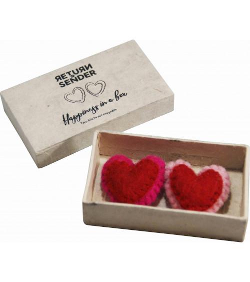 Return to Sender Luck in a box harten magneten