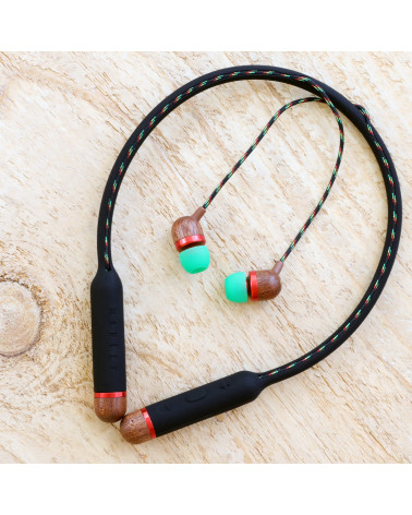 House of Marley Smile Jamaica BT earbuds