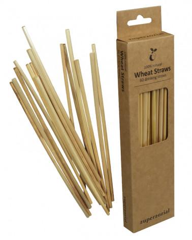 Zuperzozial Wheat Straws