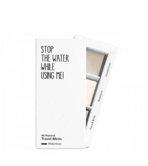 Stop The Water While Using Me Waterless Travel Set