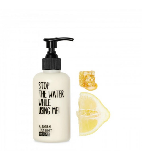 Stop The Water While Using Me Lemon Honey Hand Balm