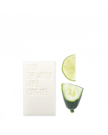 Stop The Water While Using Me Cucumber Lime Bar Soap