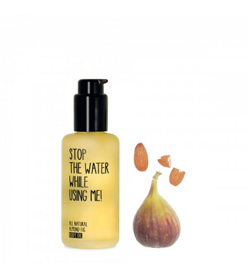Stop The Water While Using Me Almond Fig Body Oil