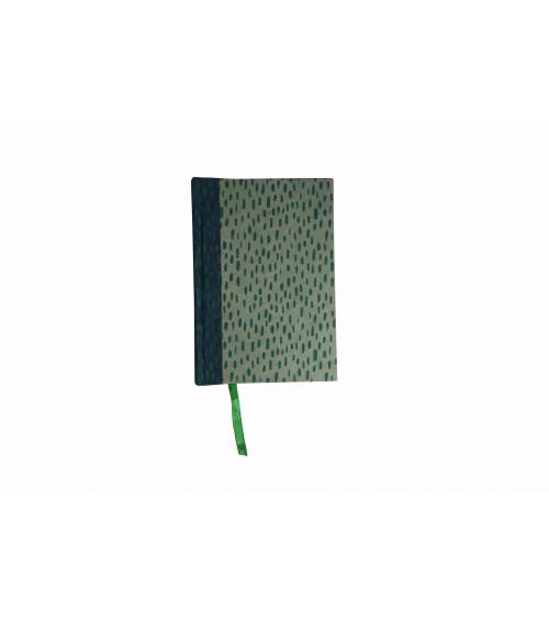 Return to Sender Notitieboekje hardcover A6 groen