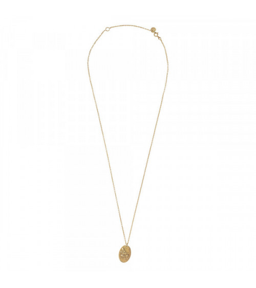 A Beautiful story Wonderful Branch Gold Necklace