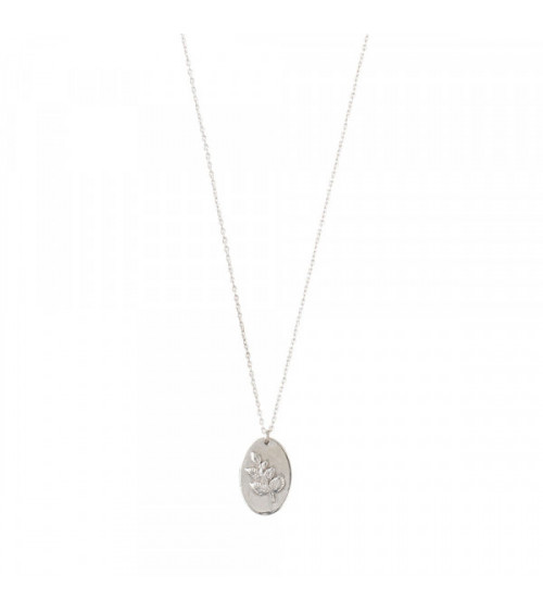 A Beautiful story Wonderful Branch Silver Necklace