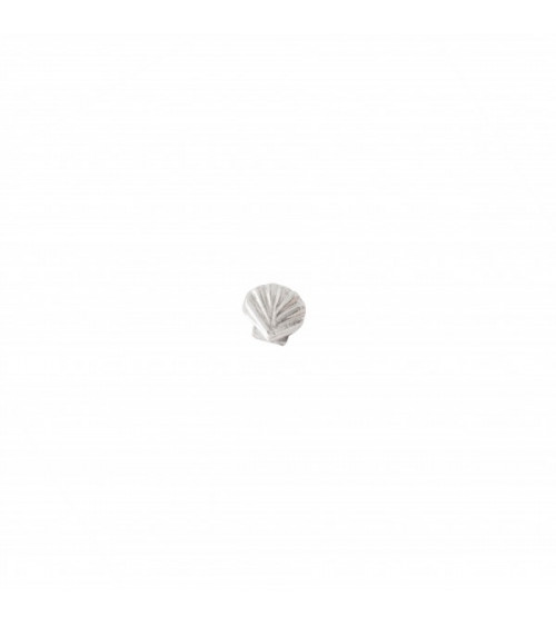 A Beautiful story Shell Sterling Silver Earring