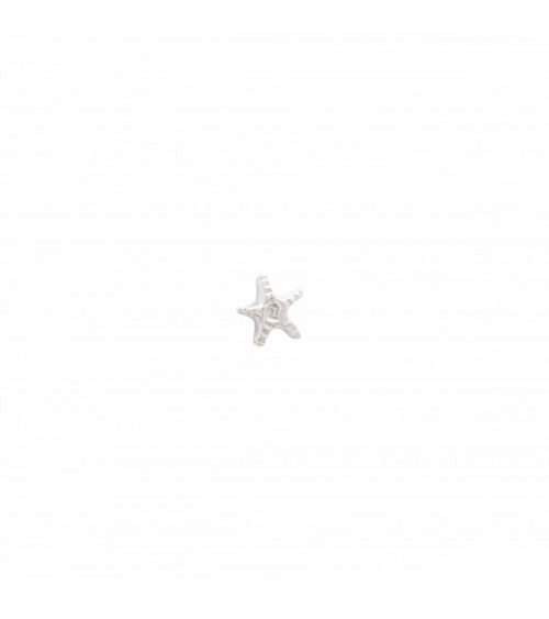 A Beautiful story Starfish Sterling Silver Earring