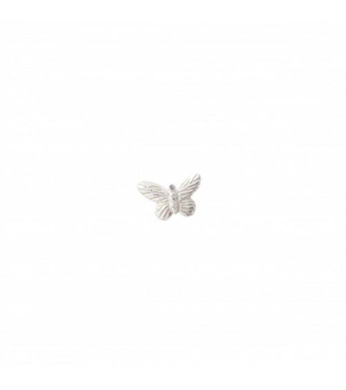 A Beautiful story Butterfly Sterling Silver Earring