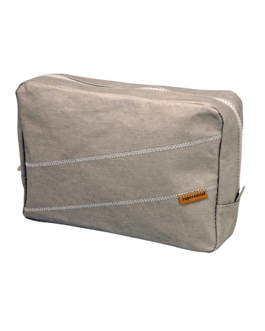 Zuperzozial ON-THE-ROAD TOILET BAG MID-STAY GY