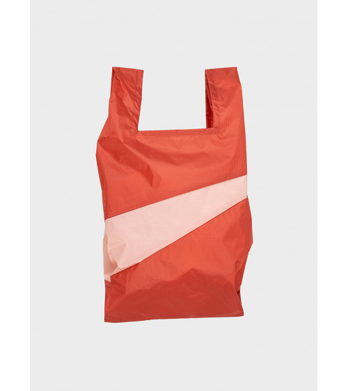 Susan Bijl Shoppingbag Rust & Powder