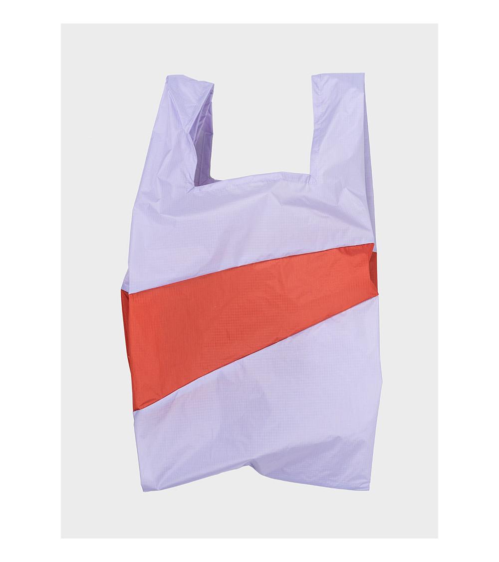 Susan Bijl Shoppingbag Lavender & Rust