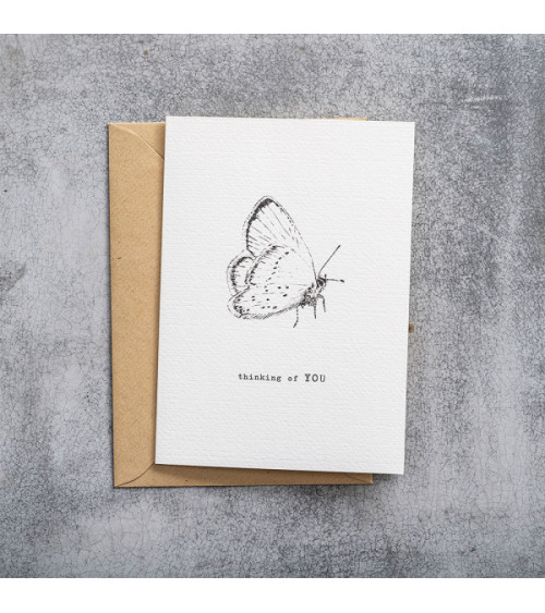 A Beautiful Story Greeting Card Butterfly
