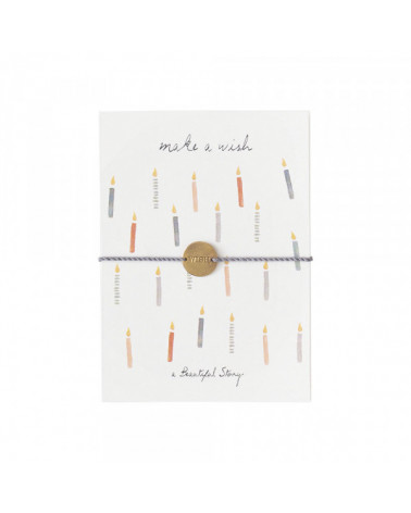 A Beautiful Story Jewelry Postcard Candles
