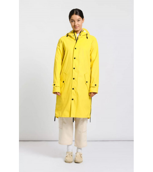 Maium Raincoat Sunset Yellow