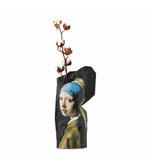 Tiny Miracles Vase Girl with a Pearl Earring