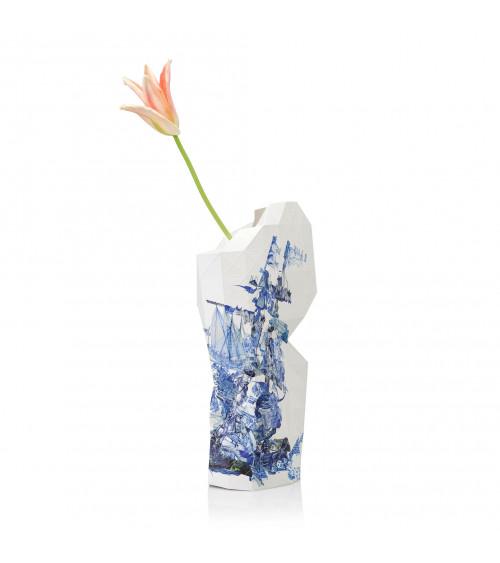 Tiny Miracles Vase Delft Blue Icons