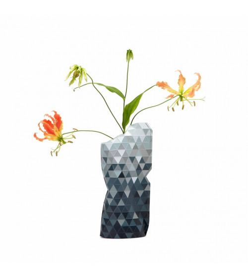 Tiny Miracles Vase Grey Gradient Small