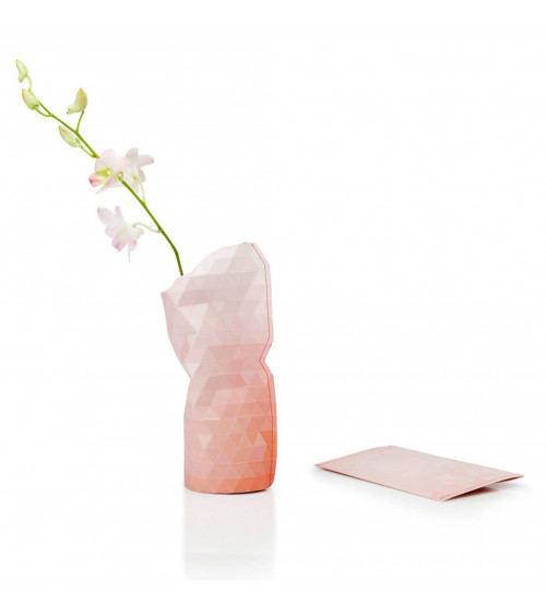 Tiny Miracles Vase Pink Tones Small