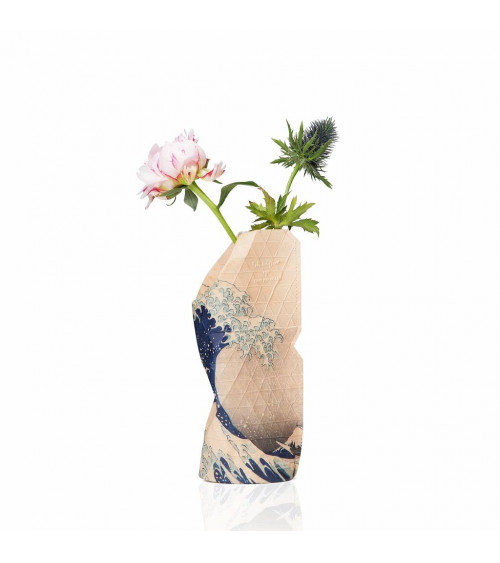 Tiny Miracles Vase The Wave Small