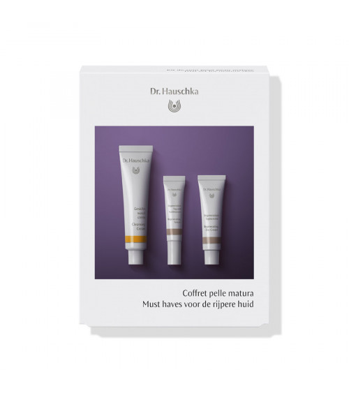 Dr. Hauschka Must haves for a mature skin