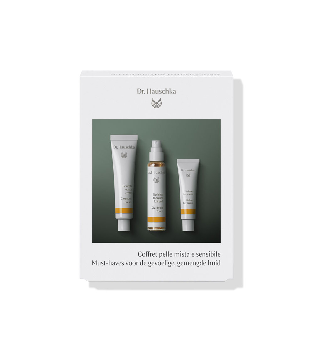 Dr.Hauschka Must-haves for a sensitive, mixed skin