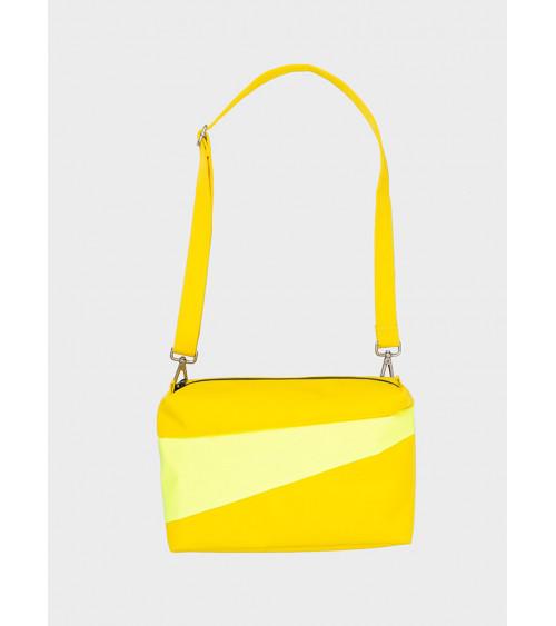 Susan Bijl Bum Bag TV Yellow & Fluo Yellow M