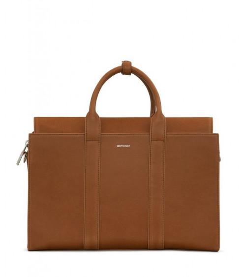 Matt & Nat Parallel Satchel Bag