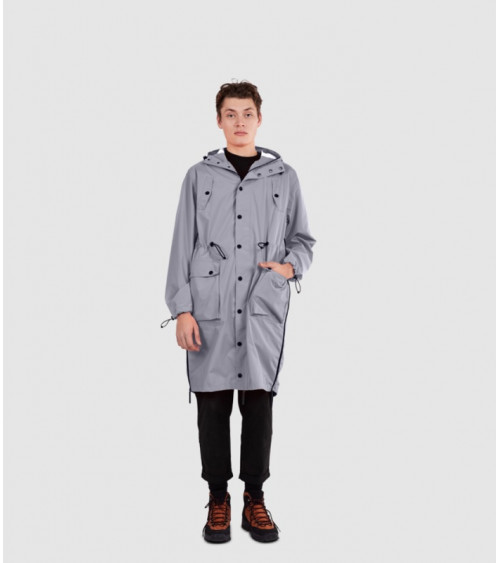 Maium Raincoat Lightweight Reflective