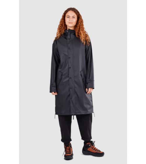 Maium Raincoat Black