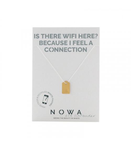 Nowa Connection (&) Etiquette Verguld - Koord