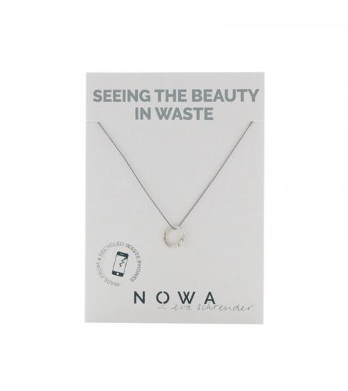 Nowa Circular Pendant – 100% recycled silver