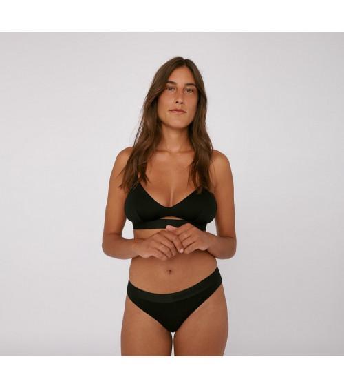 Organic Basics TENCELTM Lite Bikini Briefs 2-pack Black