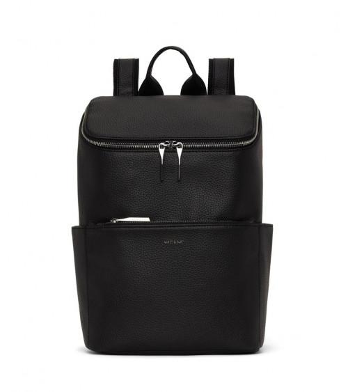 Matt & Nat Brave Purity Black Backpack