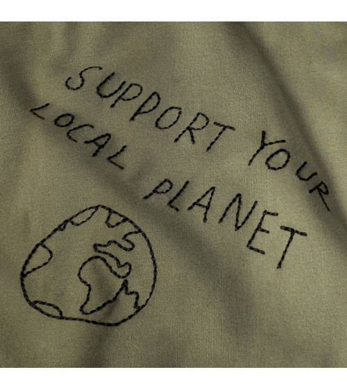 Dedicated T-shirt Visby Local Planet