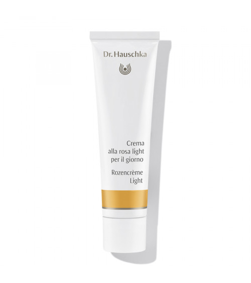 Dr. Hauschka Rozencrème Light