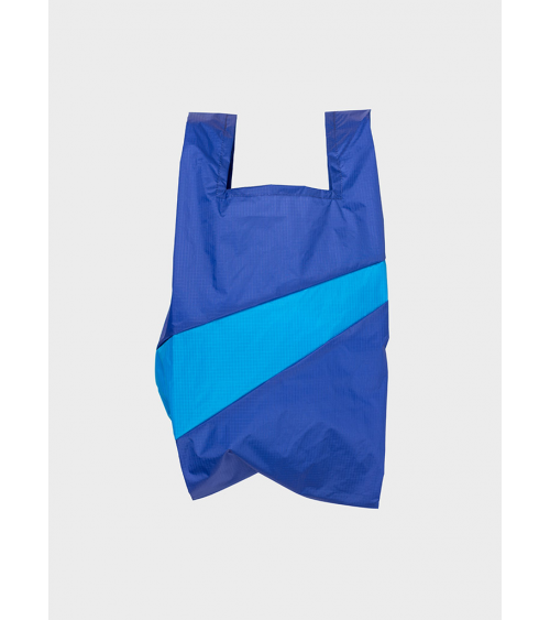 Susan Bijl Shoppingbag Electric Blue & Sky Blue