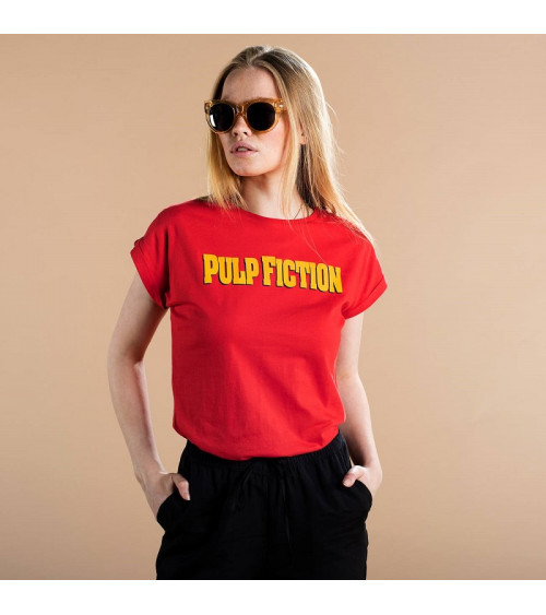 Dedicated T-shirt Visby Pulp Fiction