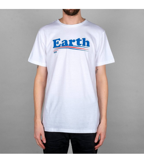 Dedicated T-shirt Stockholm Vote Earth