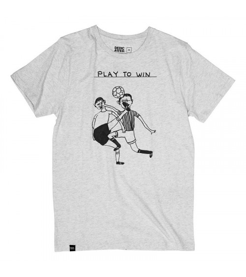 Dedicated T-shirt Stockholm Play to Win