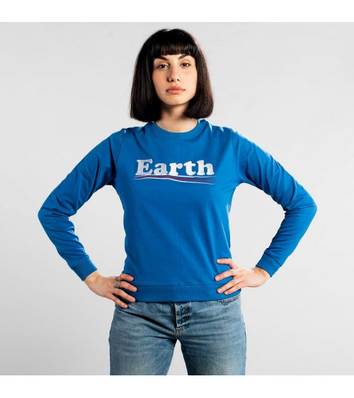 Dedicated Sweatshirt Ystad Vote Earth