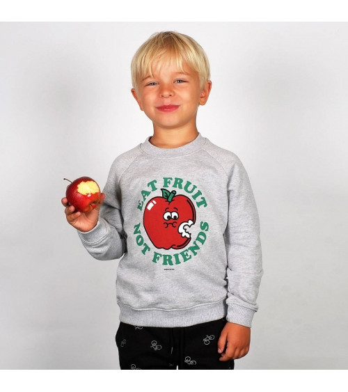 Dedicated Sweatshirt Katthult Eat Fruit