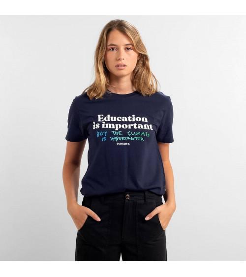 Dedicated T-shirt Mysen Education Navy