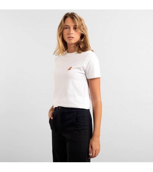 Dedicated T-shirt Mysen Super Mario White