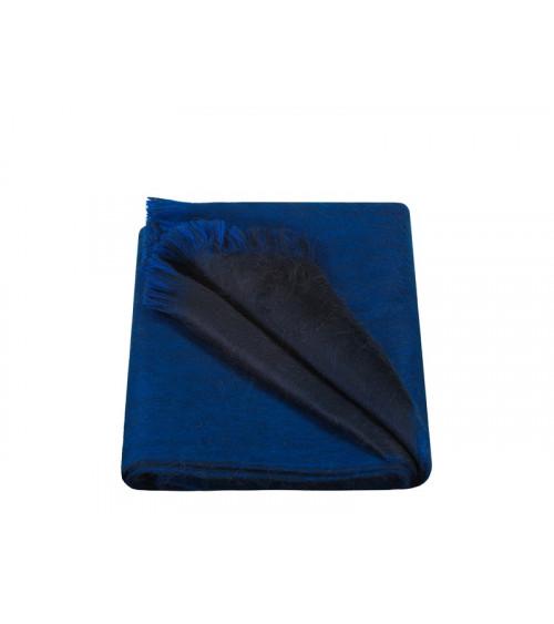 Alpaca Loca Scarf Double Azure Blue