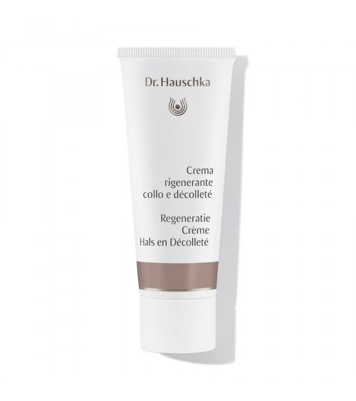 Dr. Hauschka Regenerating Neck and Decolleté Cream