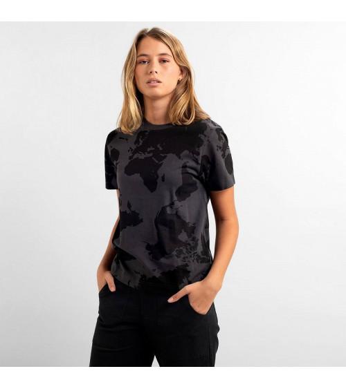 Dedicated T-shirt Mysen World Charcoal