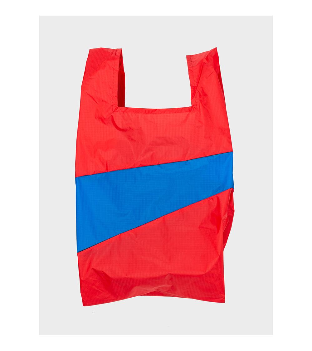 Susan Bijl Shoppingbag Redlight & Blueback