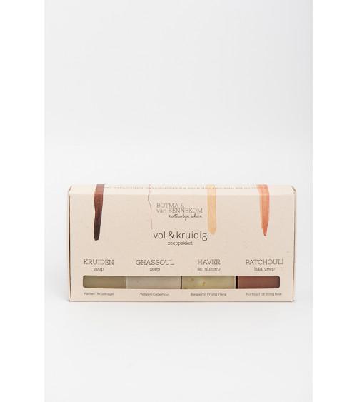 Botma & Van Bennekom Full & Spicy Soap Package
