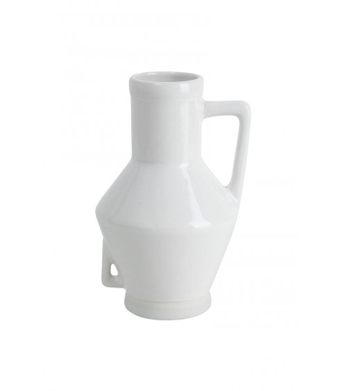 Return to Sender Vase white small